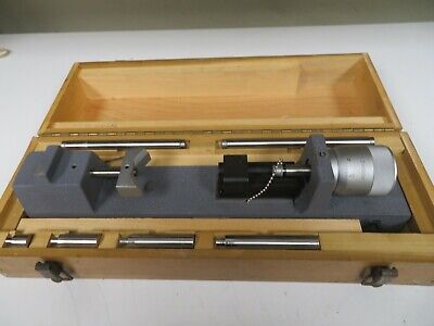 Standard Gage - Dial Bore Setting Master - Metric - Case Included - Oc49