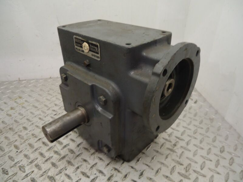 RELIALUBE SYSTEM RIGHT ANGLE WORM GEAR