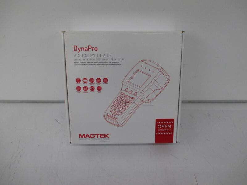 Magtek 30056084 Pinpad DynaPro Pin Entry Device Ethernet - FACTORY SEALED