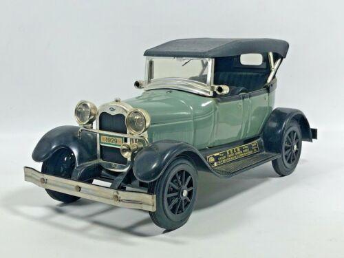 JIM BEAM Ford Model A 1929 Bourbon Whiskey Decanter Petroliana Breweriana
