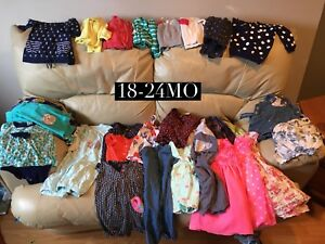 Girls clothes, 18-24 months