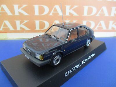 Die cast 1/43 Modellino Auto Carabinieri Alfa Romeo Alfasud 1981