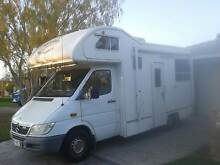 Wallaby motor home /Mercedes sprinter Annandale Townsville City Preview