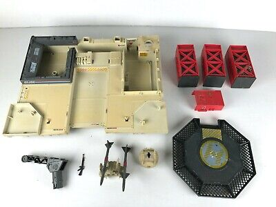 GI JOE ARAH VINTAGE LOT PARTS TRANSPORTABLE TACTICAL BATTLE PLATFORM 1985