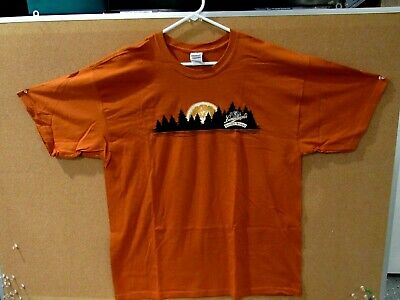 Leinenkugel's Sunset Wheat Beer Men's XL T-Shirt   NEW,  100% Cotton, Pre-Shrunk