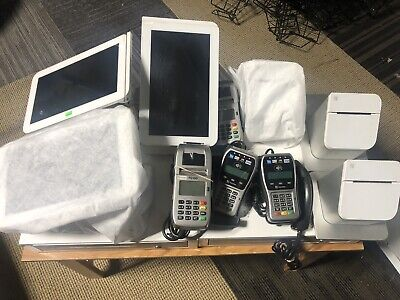 Clover Point Of Sale System With Extras