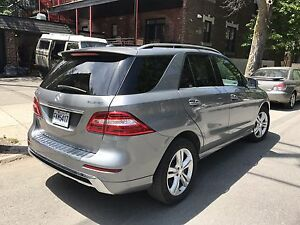 SUV MERCEDES BENZ ML 350 bluetec