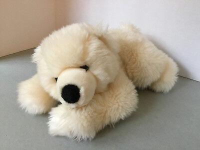 Aurora plush POLAR BEAR, so sweet & wants to be your friend: GUC: SOFT!!