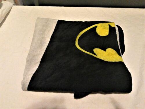Preowned Batman Hooded Bath Towel 24 X 48