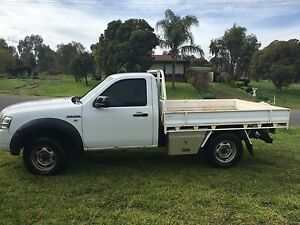 2006 FORD RANGER (4X4) Wagga Wagga City Preview