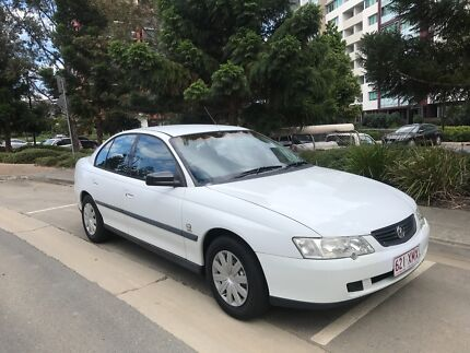 2002 Holden Commodore Vy 202k 6M Rego $2800