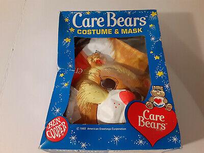 Care Bears Vintage 1982 Costume & Mask. Ben Cooper