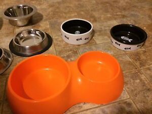 Pet bowls  Peterborough Peterborough Area image 1