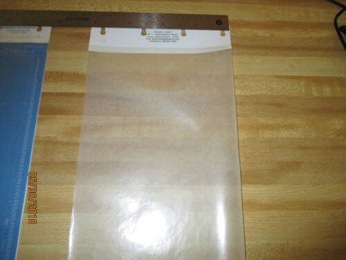$45.00 for 25 STENCILS !!  KELSOM THERMAL MIMEOGRAPH
