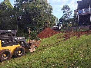 Bobcat dry hire DIY 3.5 ton big machine bulk work $300 day Flaxton Maroochydore Area Preview