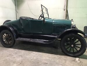Model T Ford for sale