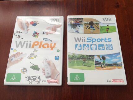 Nintendo Wii Games x 4 Deagon Brisbane North East Preview