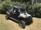 Polaris Rzr 900 buggy (4 seater) side by side