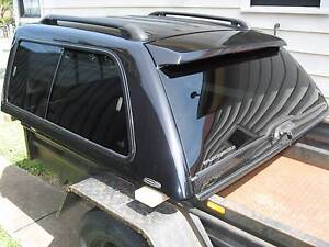 Holden Colorado (RC) RODEO/ ISUZU DMAX DUAL CAB CANOPY 08-12 North Parramatta Parramatta Area Preview