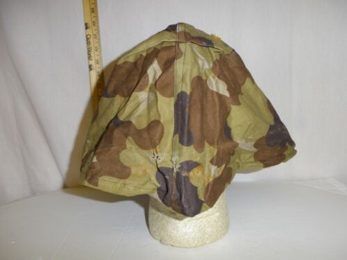 RVN-123 Original Vietnam RVN Police Field Force Camouflage Shell Cover L1A