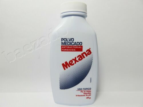 Mexana Medicated Powder 3 oz