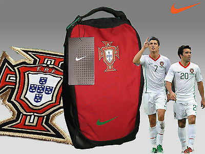NIKE FOOTBALL LARGE BLACK BOOT SHOE BAG | Sports