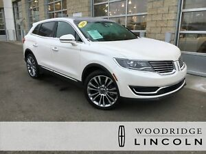 2016 Lincoln MKX Reserve NAVIGATION, REVERSE CAMERA, TOW PACKAGE