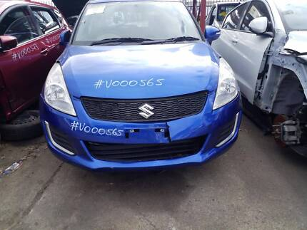 SUZUKI SWIFT 2015 VEHICLE WRECKING PARTS ## V000565 ## Rocklea Brisbane South West Preview