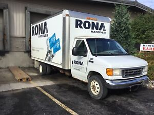2006 FORD Cube Van For Sale