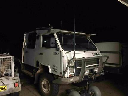 OKA 423 1997 4x4 Dual Cab Warnbro Rockingham Area Preview