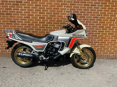 1984 Honda CX500 TURBO CLASSIC MOTORCYCLE (DELIVERY AVAILABLE)
