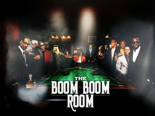Rap Hip Hop Poster Music Legends