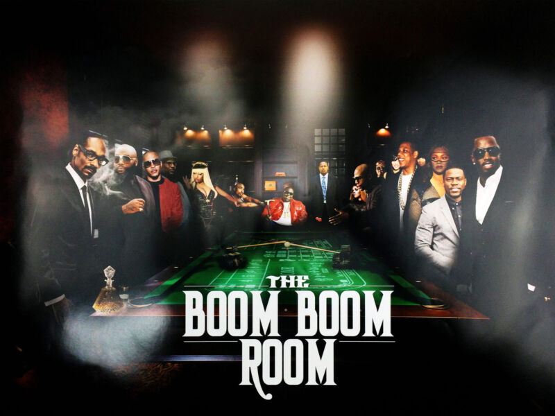 Rap Hip Hop Poster African American Music Legends Artists Photo Print (18x24)