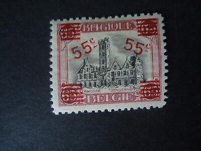 Belgique Belgîe Belgium year1921 -  cob:188 MH*