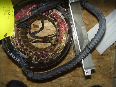 Generac 15kw Stator Assembly From Model 0043902 Sn 3868027 Generator