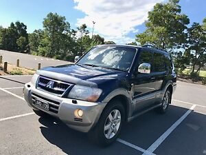 2005 Diesel Pajero NP Exceed with RWC, Auto,Rego Burwood Whitehorse Area Preview