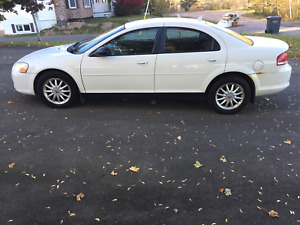 2006 Chrysler Sebring Sedan