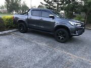 Toyota Hilix Sr5 2018 auto turbo diesel 4x4 Nerang Gold Coast West Preview