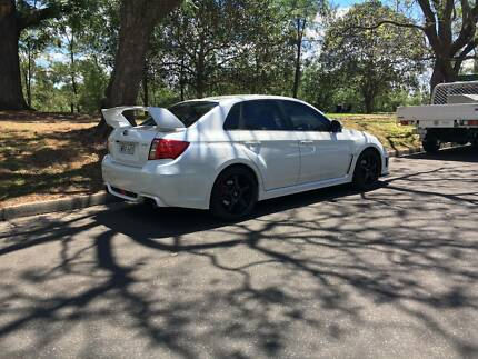 2013 Subaru WRX G3 Manual AWD MY13 Beaumont Hills The Hills District Preview