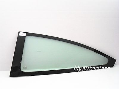 Fit 00-07 Ford Focus 2 Door Hatchback Driver Side Left Rear Quarter Glass NEW