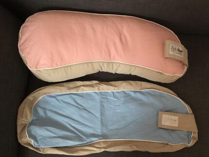 Milkbar nursing pillow with spare cover