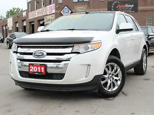 2011 Ford Edge Limited Navi-Bluetooth-Pano Roof