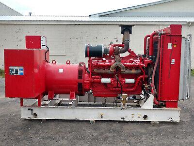 825kw Detroit 480v Turbo Diesel Generator 800kw Load Tested 700kw
