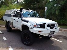 2002 Toyota Hilux Ute North Ward Townsville City Preview