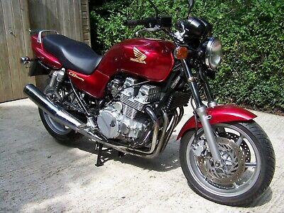 Honda CB 750 CB750 F2-N Retro Classic Twin Shock Motorcycle 1993
