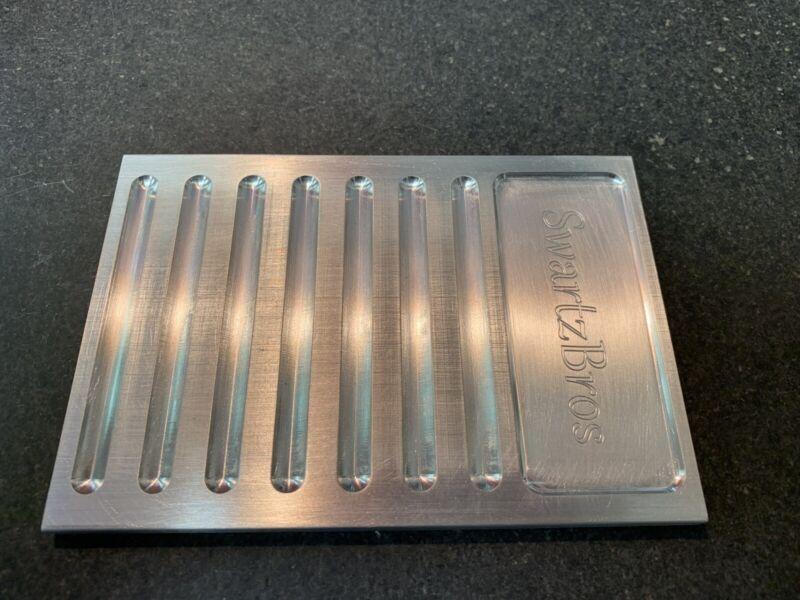 Aluminum Lock Pinning Tray - Locksmith - Locksport