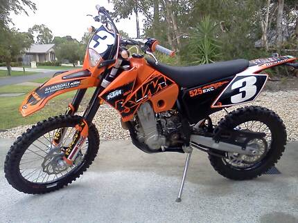 2007 KTM 525EXC Excellent condition Coomera Gold Coast North Preview