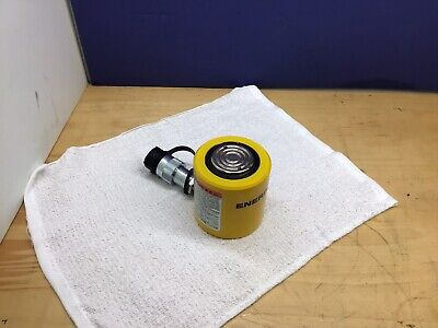 Enerpac Rcs-201 20 Ton Portable Hydraulic Low Profile Cylinder