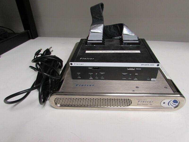 Finisar BUS DOCTOR RX-108P w/ USB POD