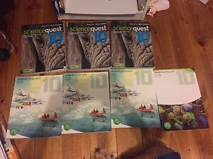 PEARSON SCIENCE AND GEOGRAPHY TEXT BOOKS Holden Hill Tea Tree Gully Area Preview